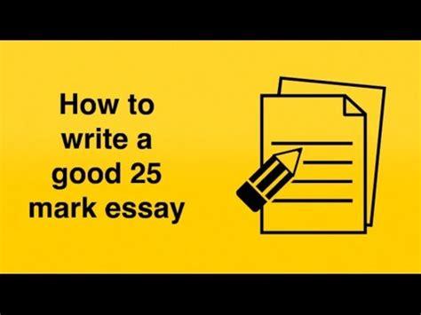 How to mark an essay